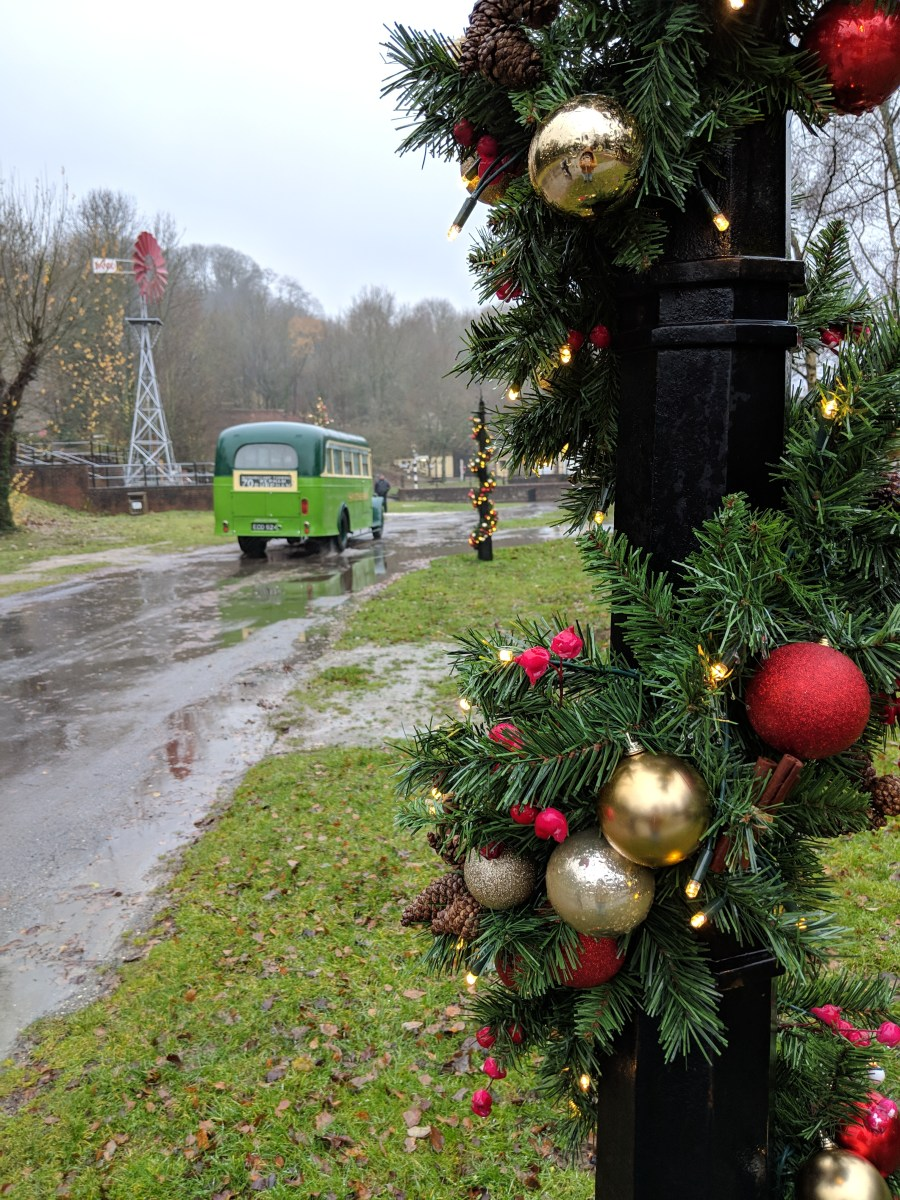 Days Out: Amberley Museum (and Father Christmas!)